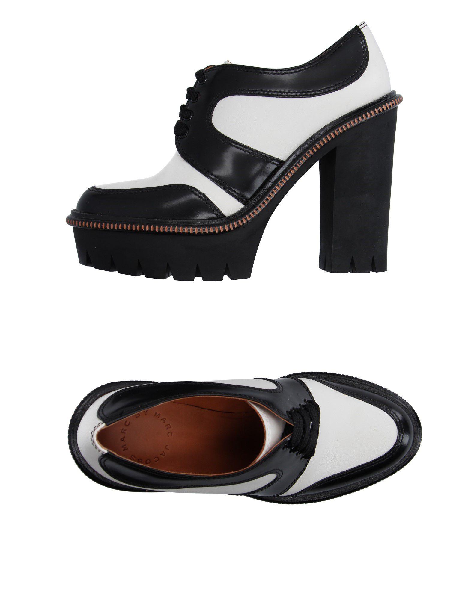 купить MARC BY MARC JACOBS Обувь на шнурках по цене 7650 рублей