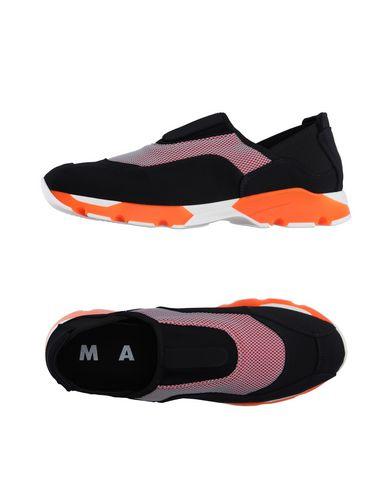 Низкие кеды и кроссовки MARNI 11117129VI