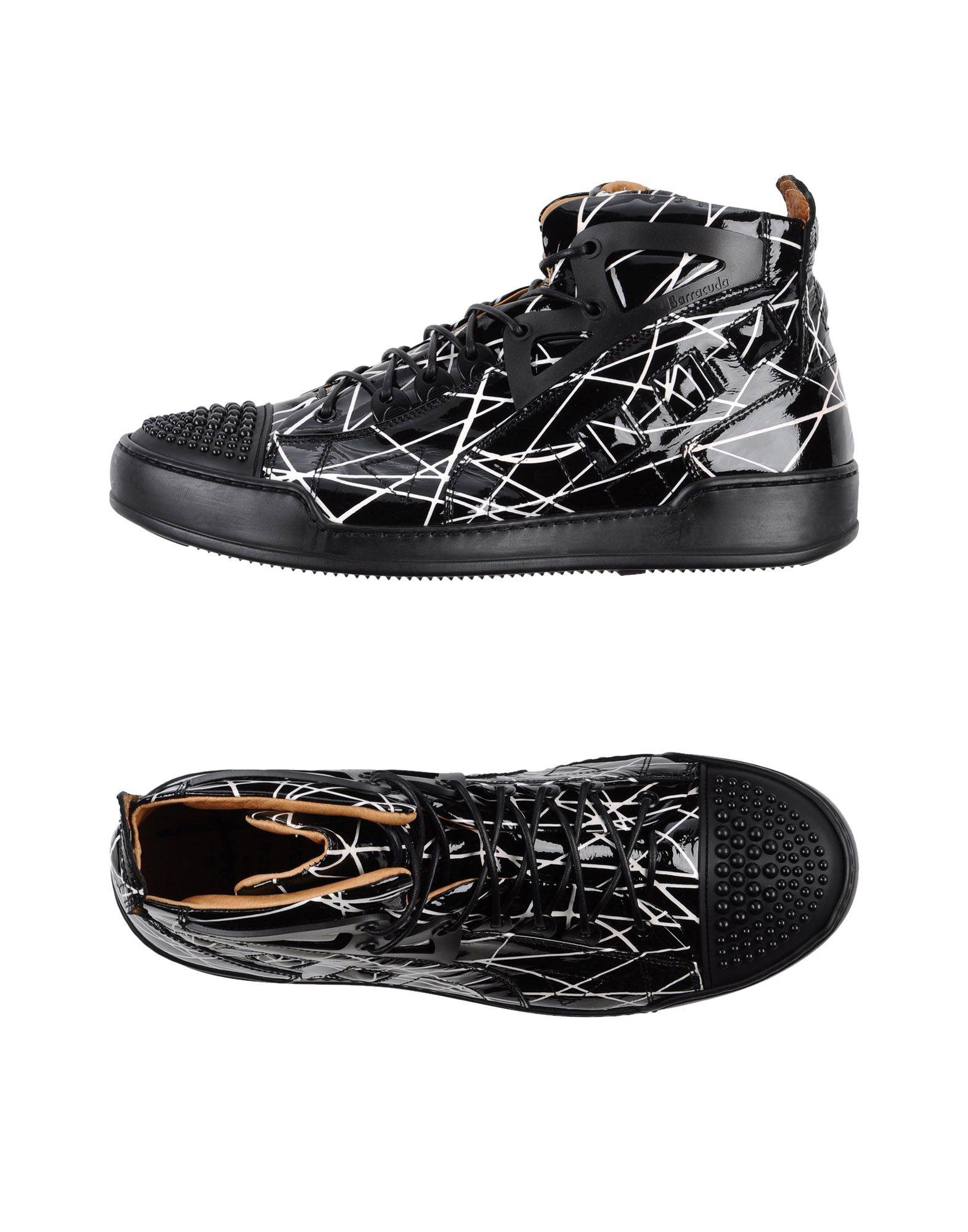 BARRACUDA Высокие кеды и кроссовки barracuda полусапоги и высокие ботинки