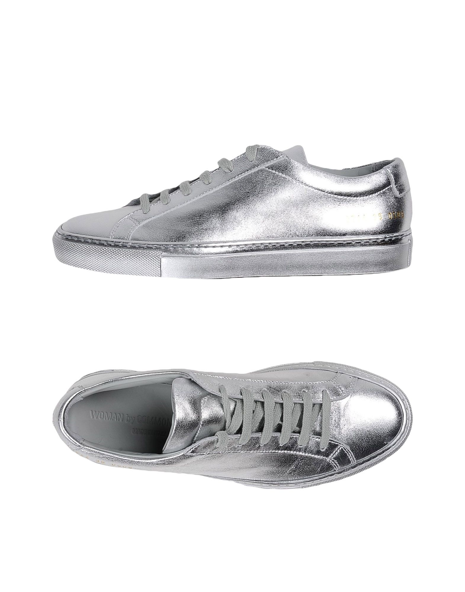 WOMAN by COMMON PROJECTS Низкие кеды и кроссовки managing projects made simple