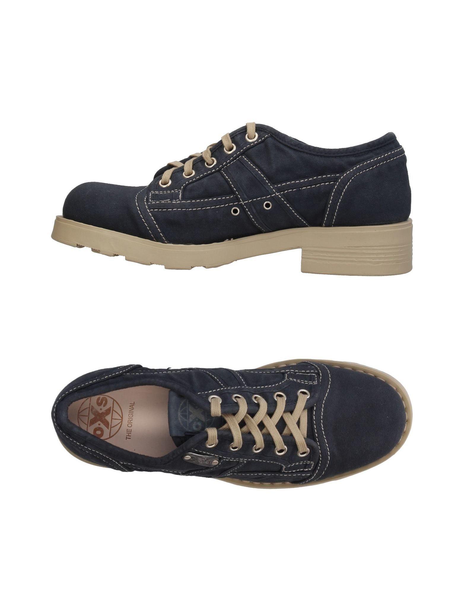 O.X.S. Низкие кеды и кроссовки pierre hardy низкие кеды и кроссовки