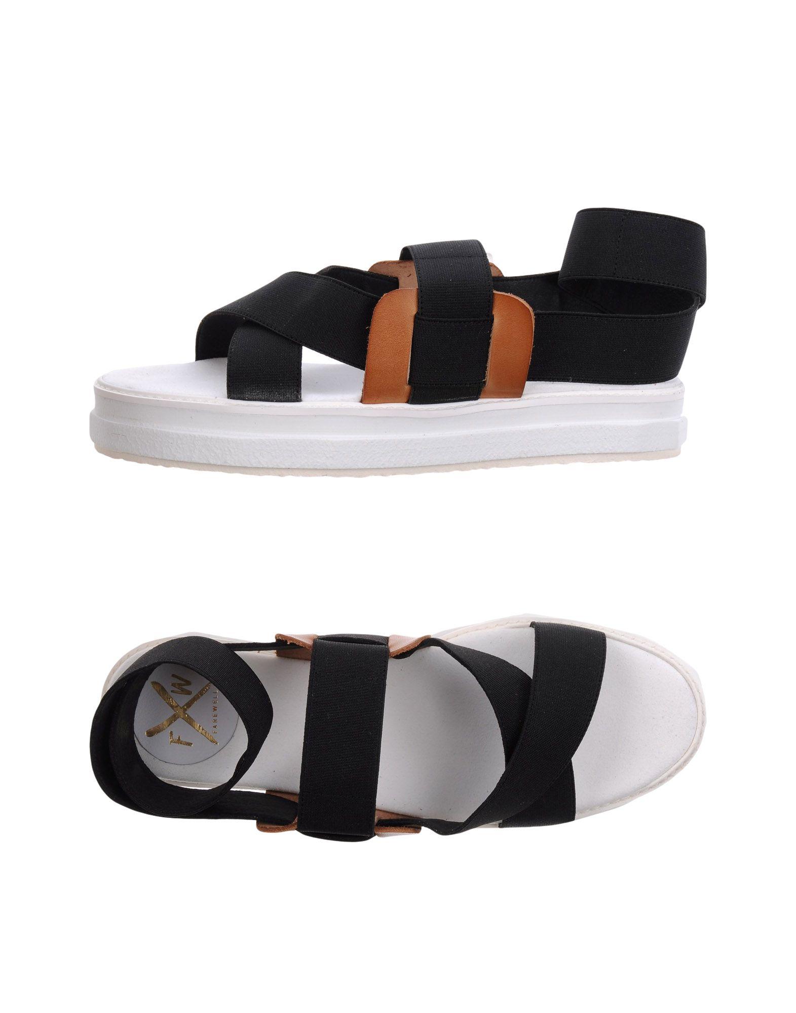 цена FAREWELL  FOOTWEAR Сандалии