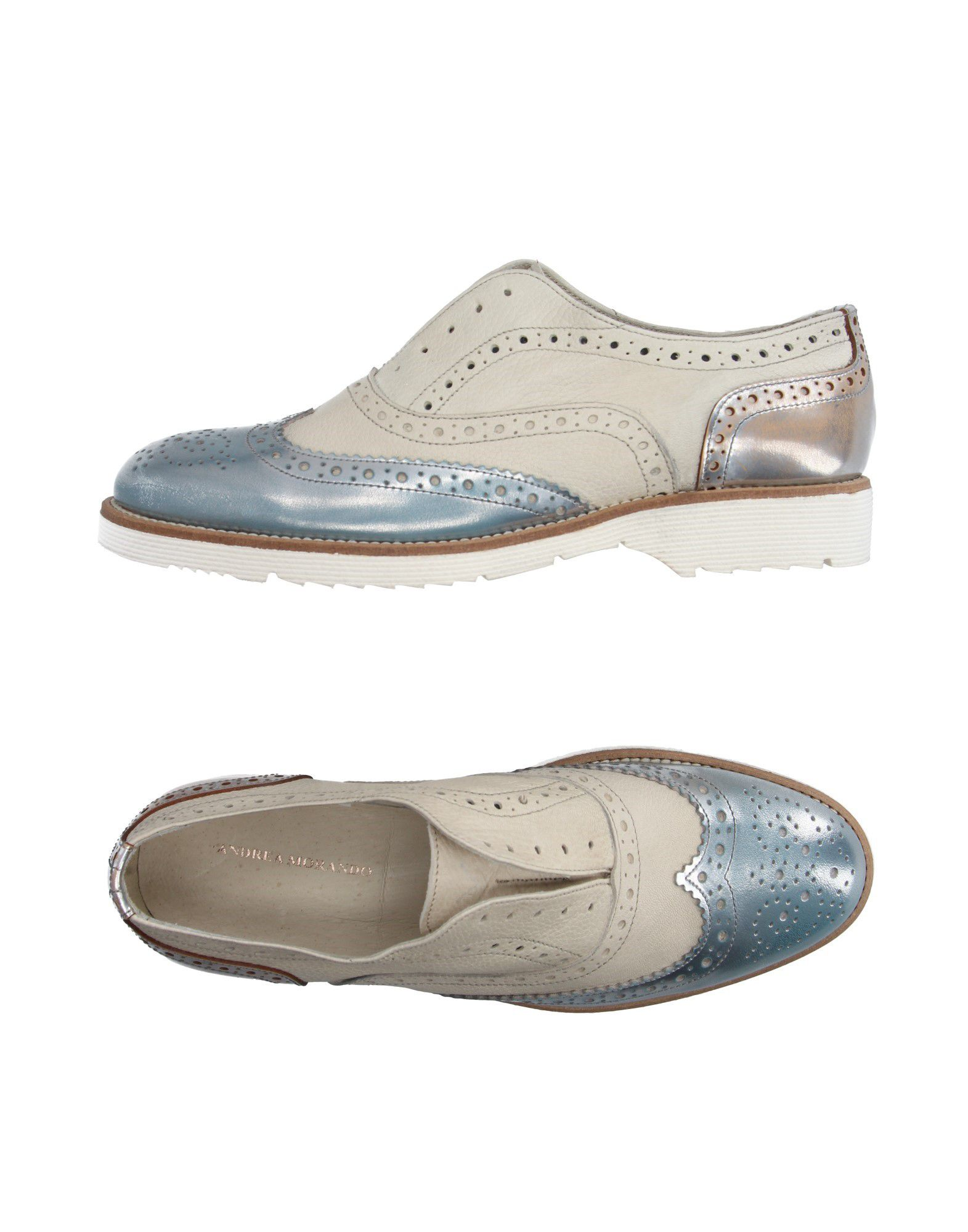 ANDREA MORANDO Обувь на шнурках цена 2017