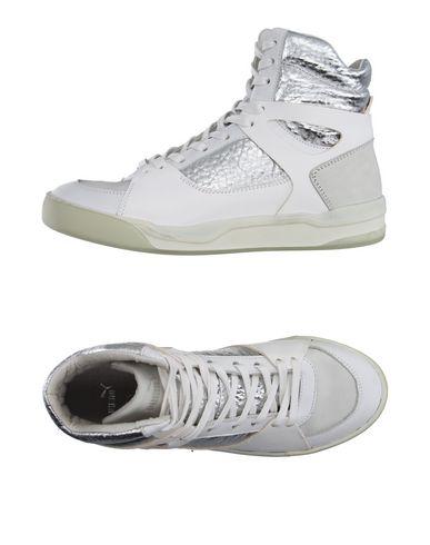 Высокие кеды и кроссовки McQ PUMA 11120617SA