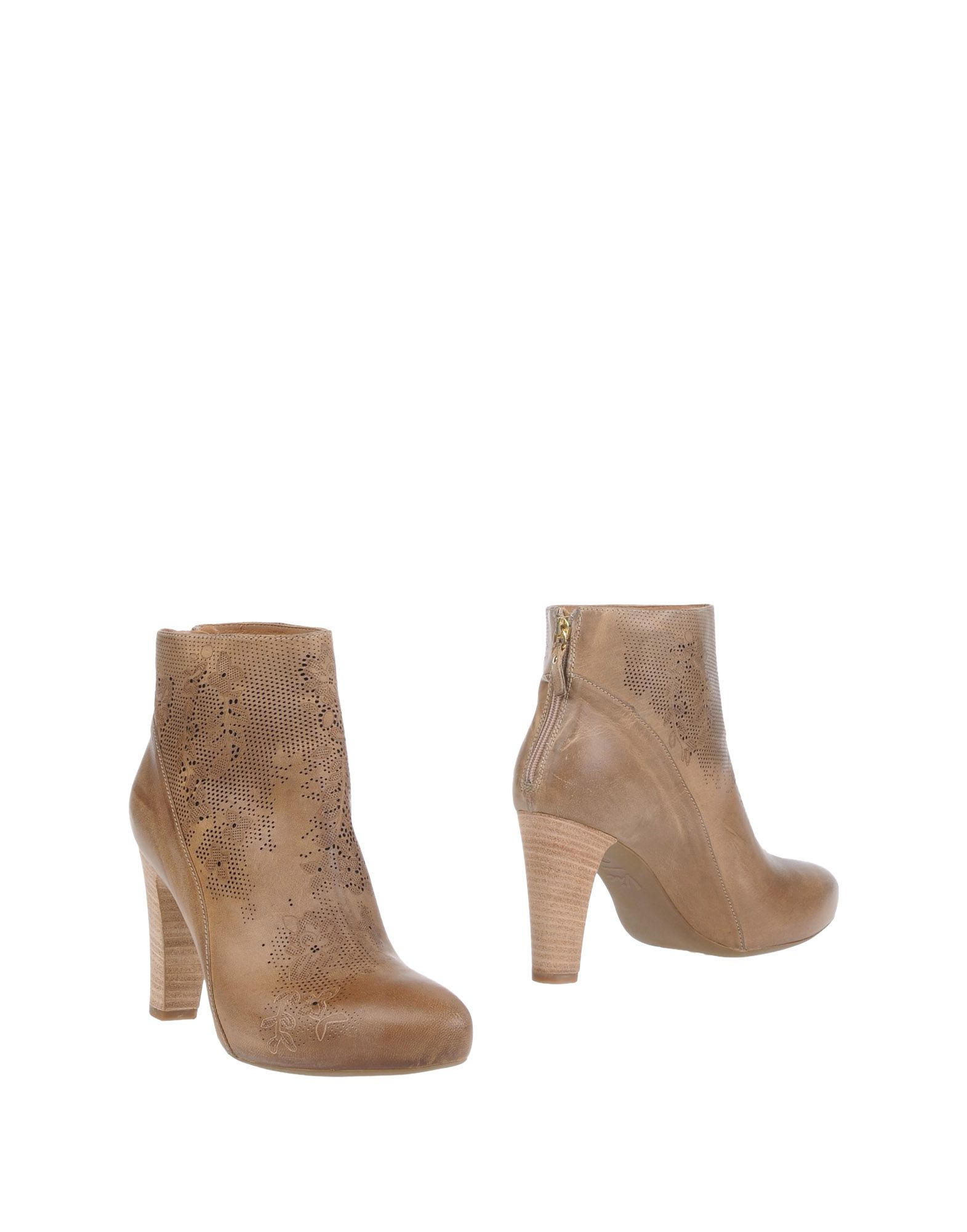 VIC Ankle Boot in Khaki
