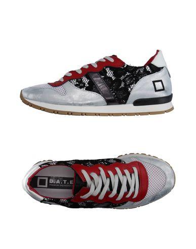 Низкие кеды и кроссовки от D.A.T.E.
