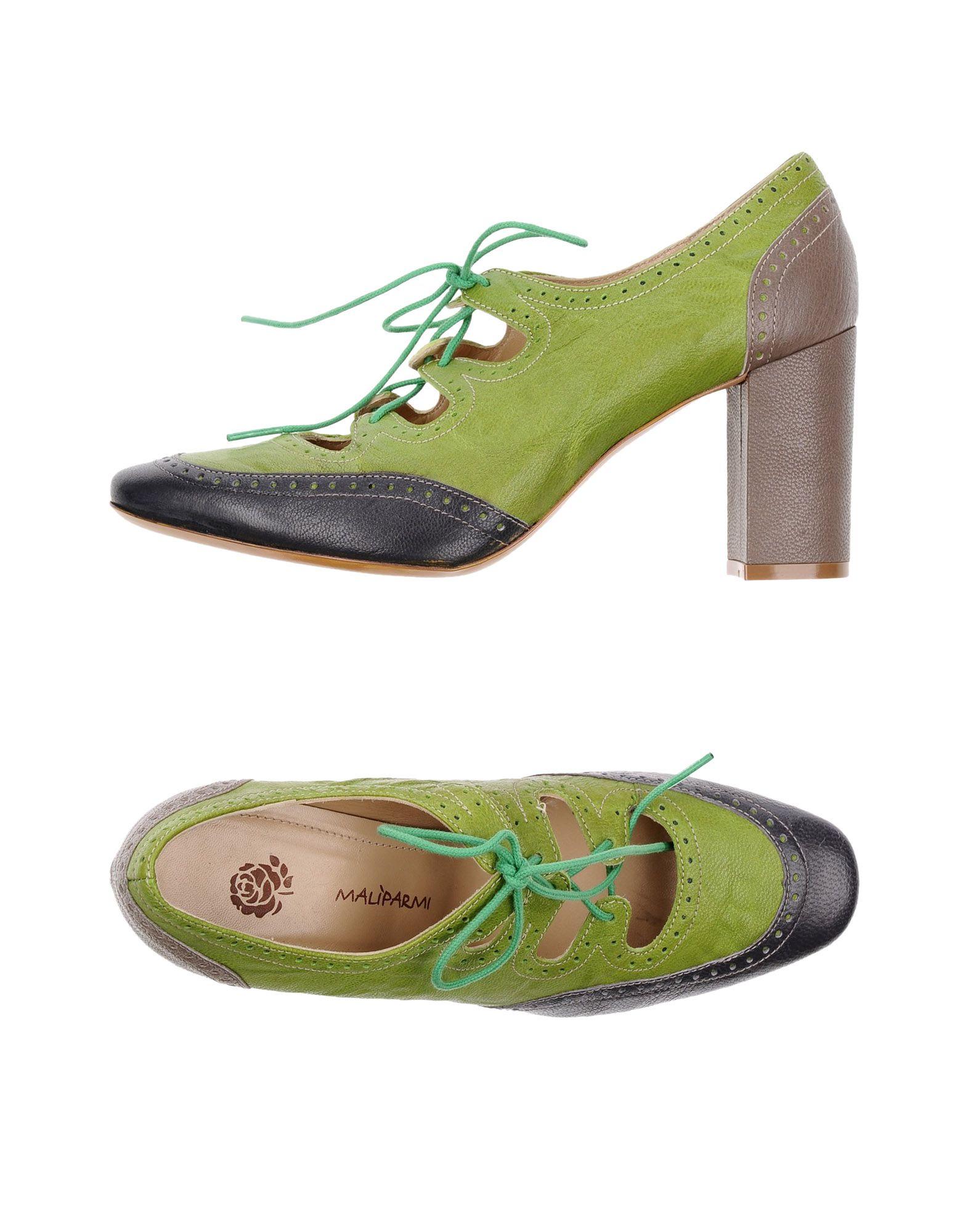 MALÌPARMI Обувь на шнурках мужская обувь