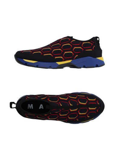 Низкие кеды и кроссовки MARNI 11124525MK