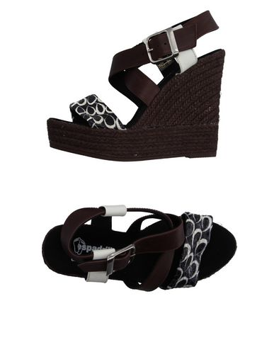 Эспадрильи ESPADRILLES and COLLECTION PRIVE? 11124831EF