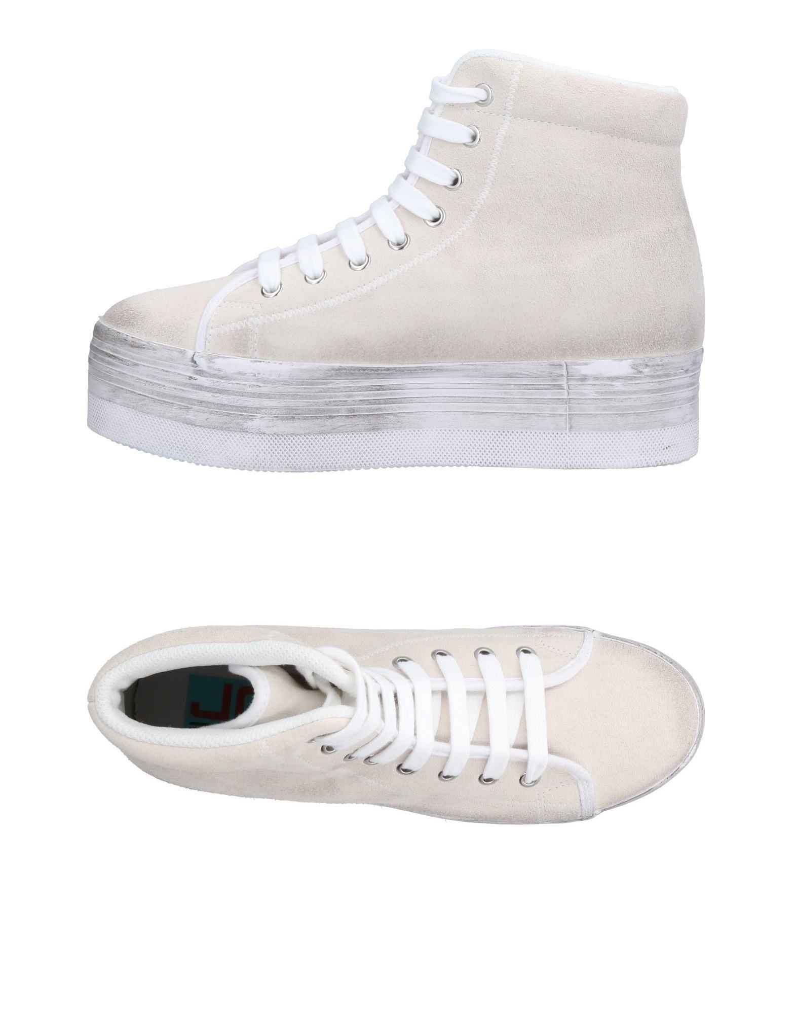 JC PLAY BY JEFFREY CAMPBELL Sneakers in Light Grey