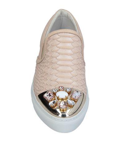Фото 2 - Низкие кеды и кроссовки от STOKTON цвет песочный
