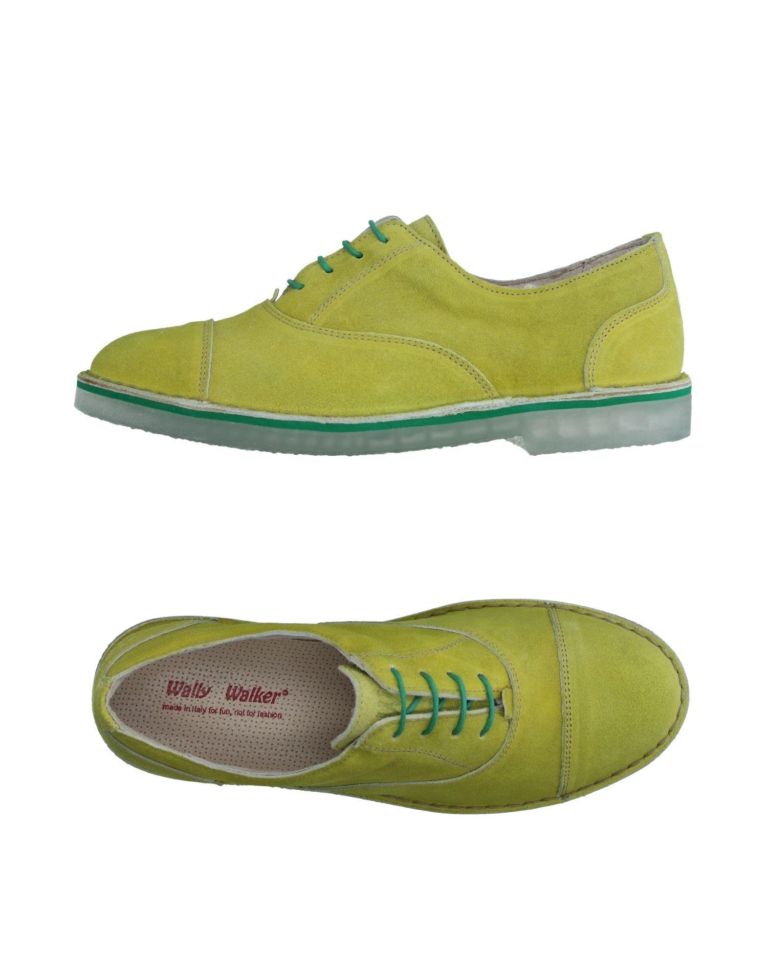 WALLY WALKER Обувь на шнурках where s wally santa spectacular