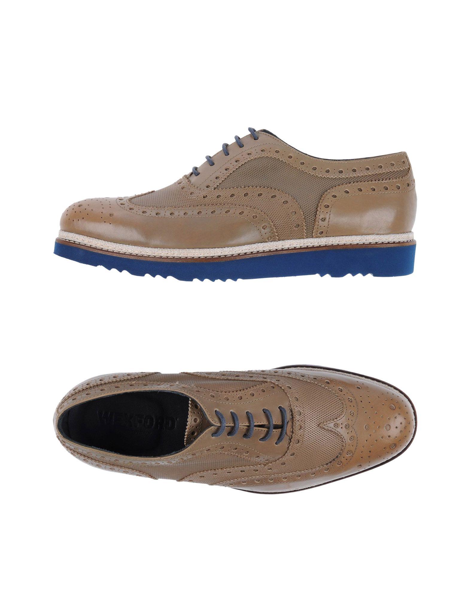 WEXFORD Обувь на шнурках цены онлайн