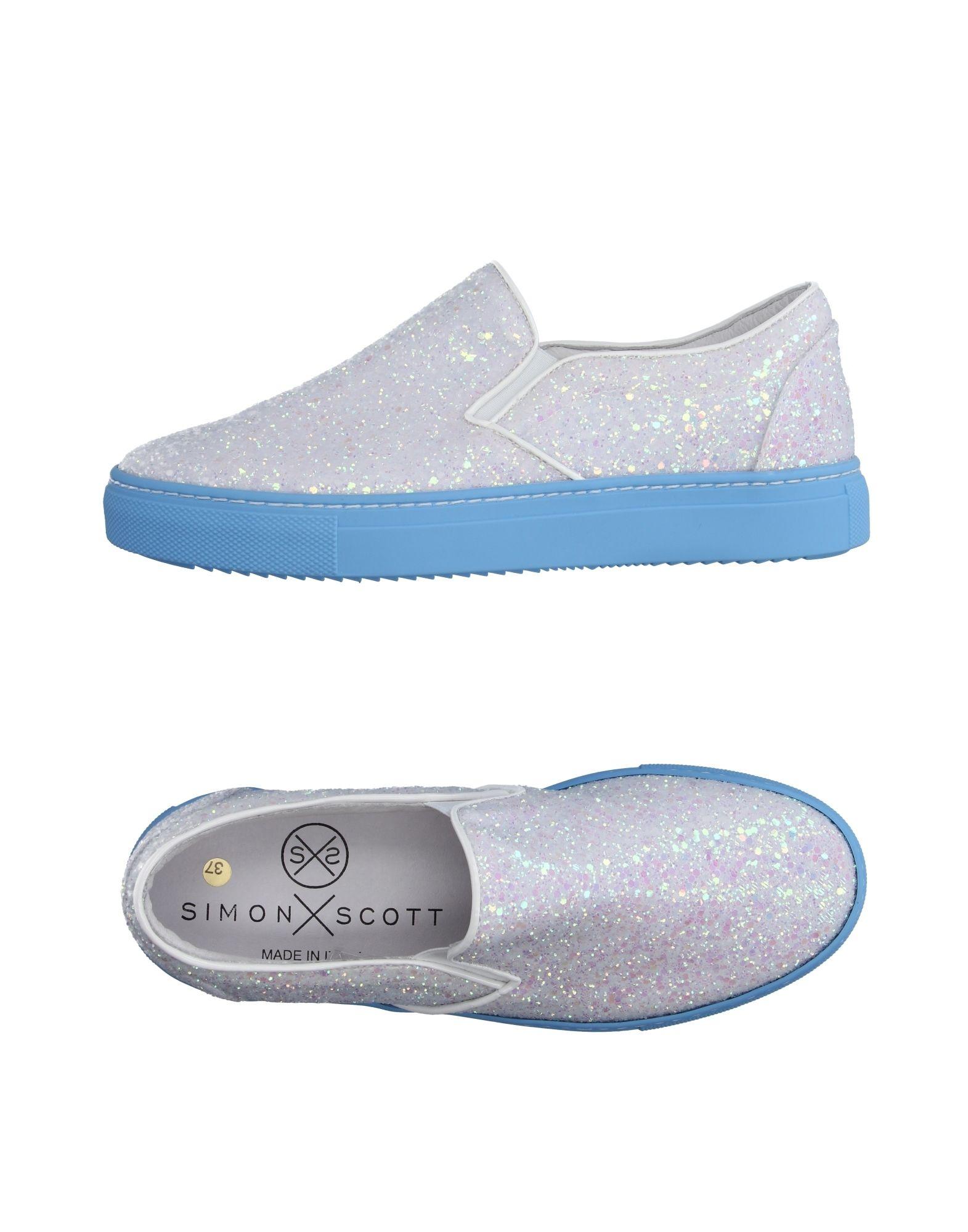 SIMON SCOTT Низкие кеды и кроссовки clae низкие кеды и кроссовки