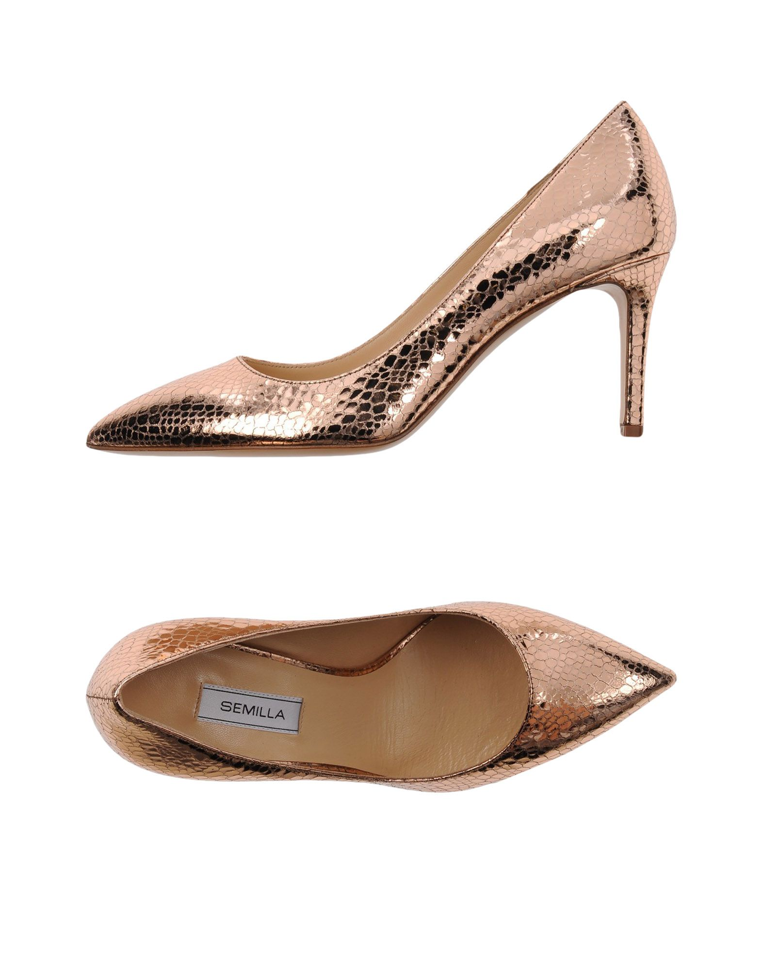 SEMILLA Pump in Copper