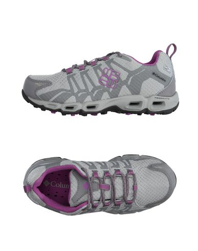 Низкие кеды и кроссовки COLUMBIA 11132109PR