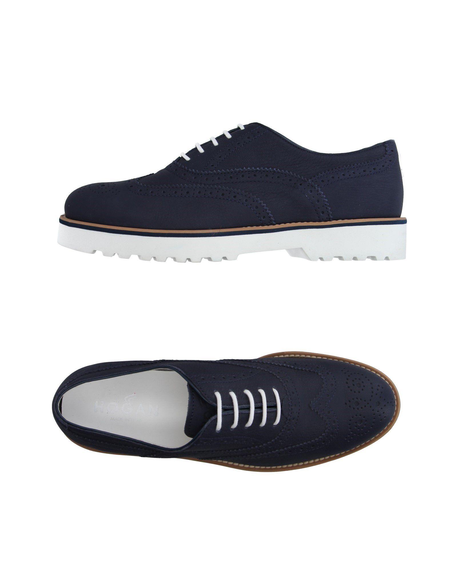 HOGAN Обувь на шнурках hogan пальто
