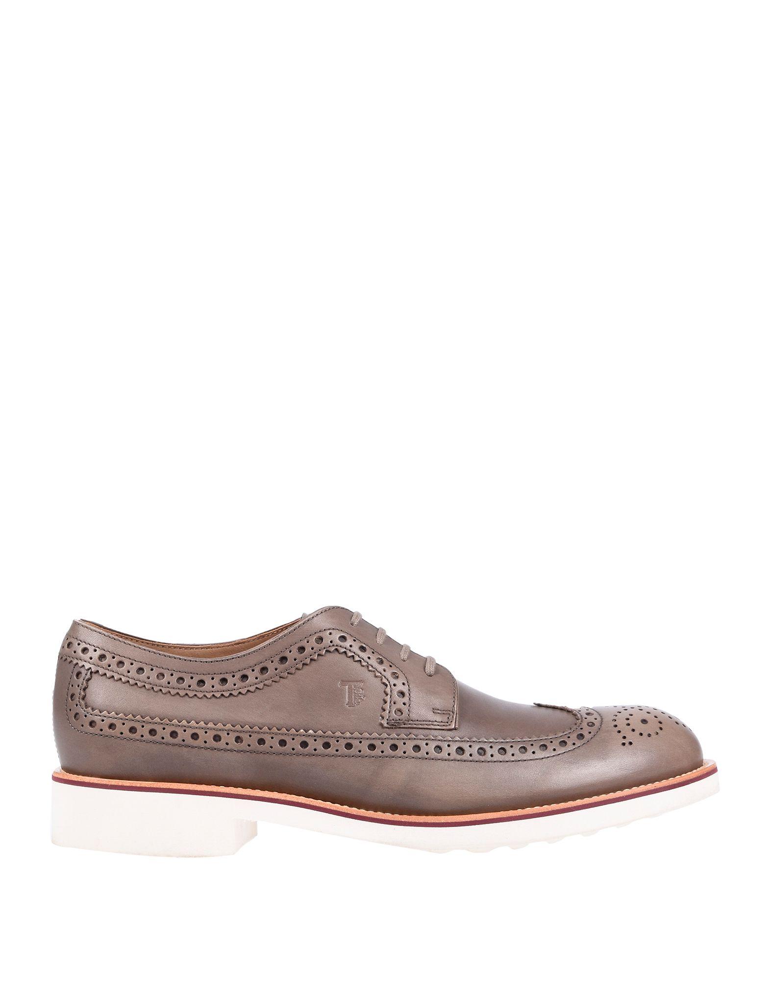 TOD'S Обувь на шнурках обувь ламода