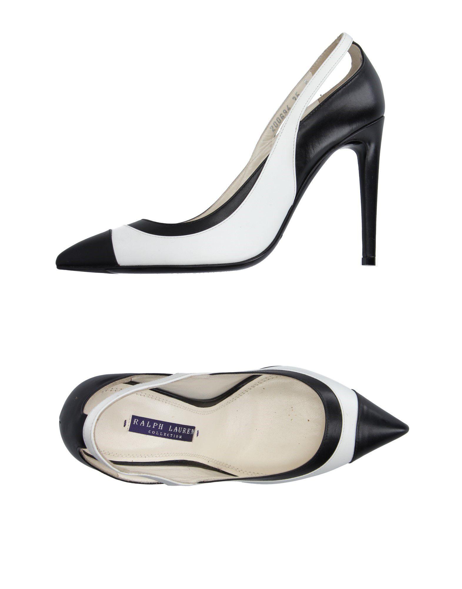 RALPH LAUREN COLLECTION Туфли цены онлайн