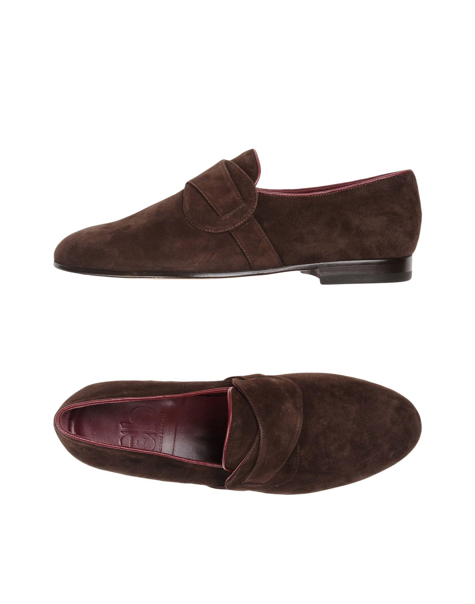 CB CECILIA BRINGHELI Loafers in Dark Brown