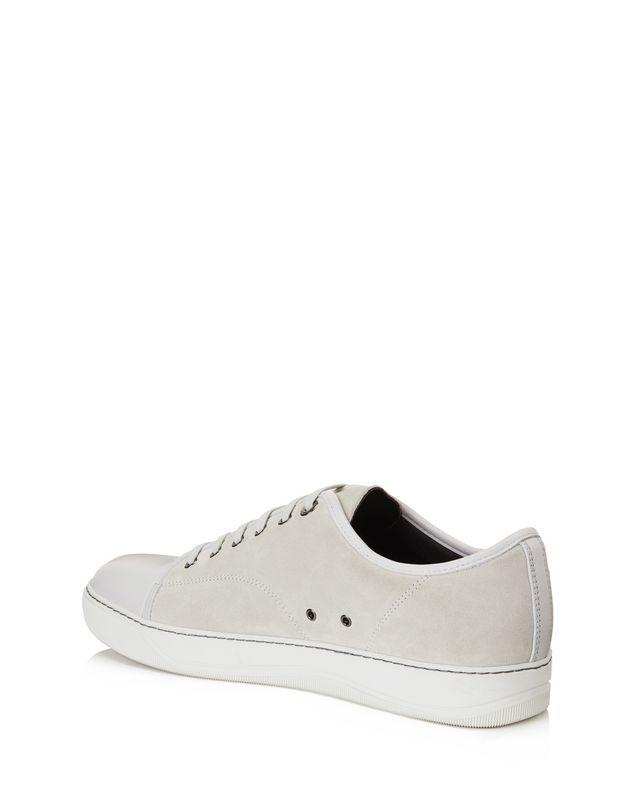 LANVIN DBB1 SUEDE CALFSKIN SNEAKER Sneakers U d