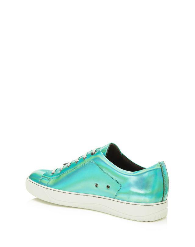 LANVIN PATENT CALFSKIN SNEAKER Sneakers U d