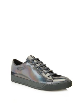 LANVIN Sneakers U PATENT CALFSKIN SNEAKER F