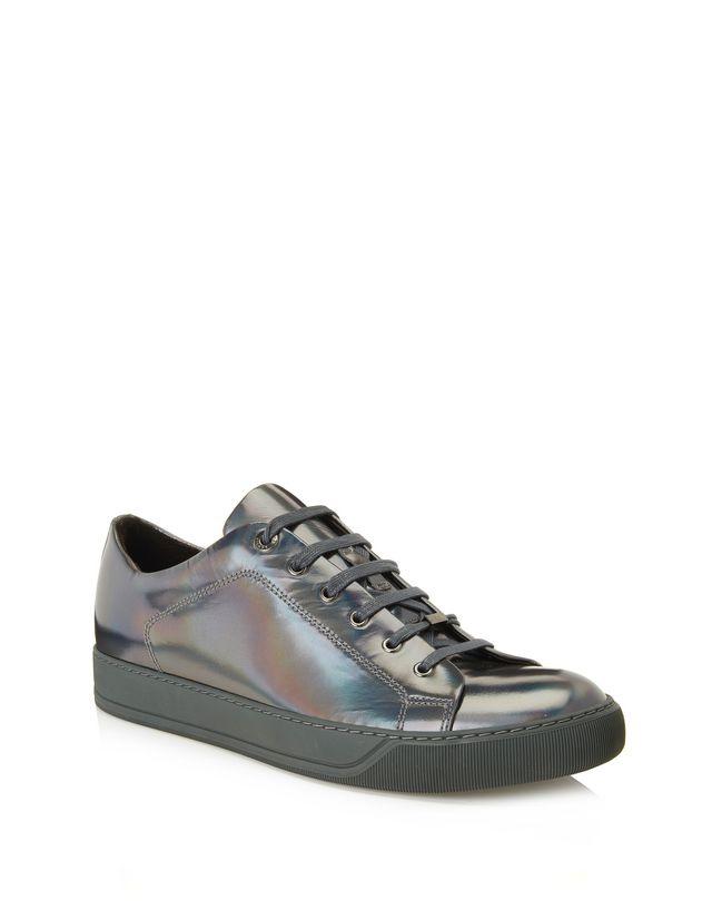 LANVIN PATENT CALFSKIN SNEAKER Sneakers U f