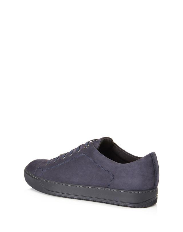 LANVIN NUBUCK CALFSKIN SNEAKER Sneakers U d