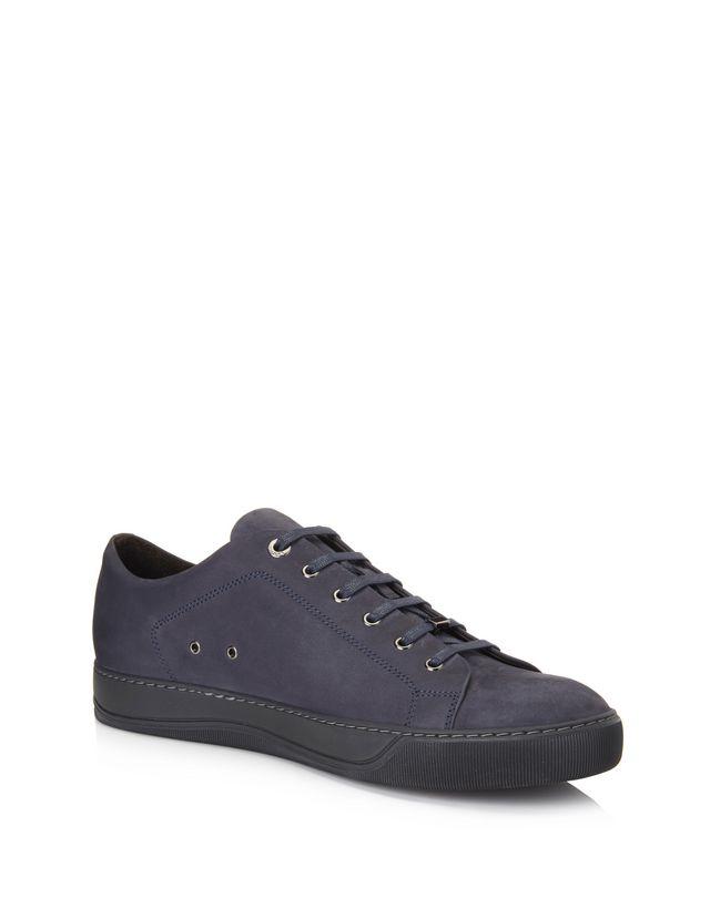 LANVIN NUBUCK CALFSKIN SNEAKER Sneakers U f