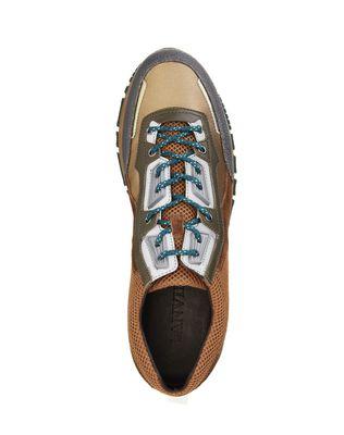 LANVIN MESH CROSS-TRAINERS Sneakers U r
