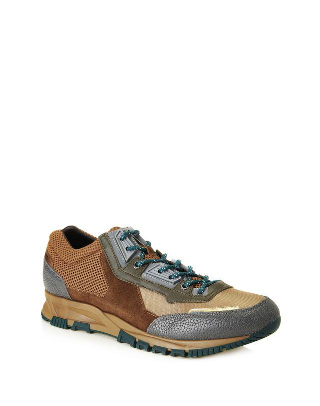 LANVIN MESH CROSS-TRAINERS Sneakers U f