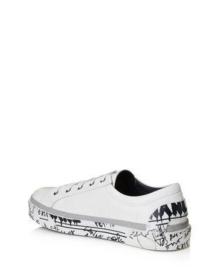 LANVIN VULCANIZED NAPPA CALFSKIN DERBY SNEAKER Sneakers U d