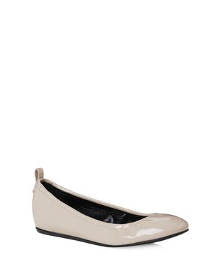 LANVIN Ballerinas D EMBROIDERED BALLET FLAT WITH BOW F