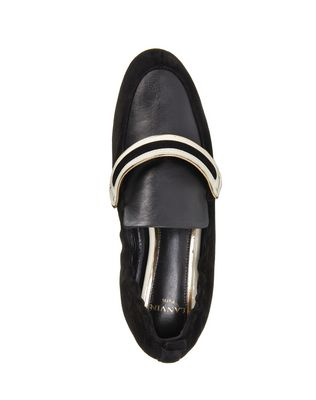 SUPPLE DUAL MATERIAL LOAFER