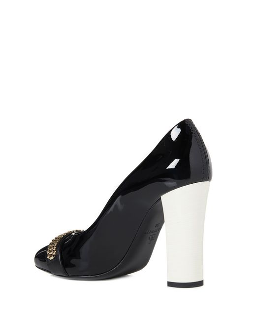 "lanvin ""chaîne"" court shoe women"