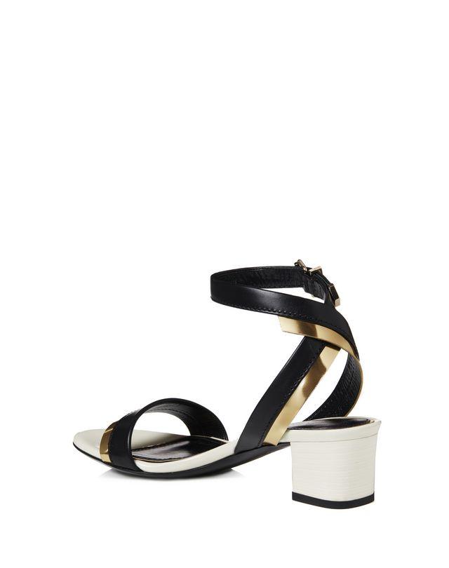 LANVIN MIRROR SANDAL Sandals D r