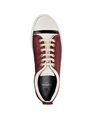 LANVIN Sneakers Woman NAPPA LEATHER SNEAKER f