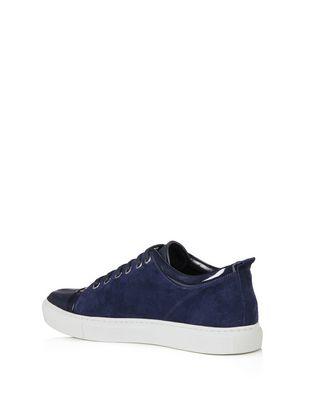 LANVIN GOATSKIN LEATHER SNEAKER Sneakers D d