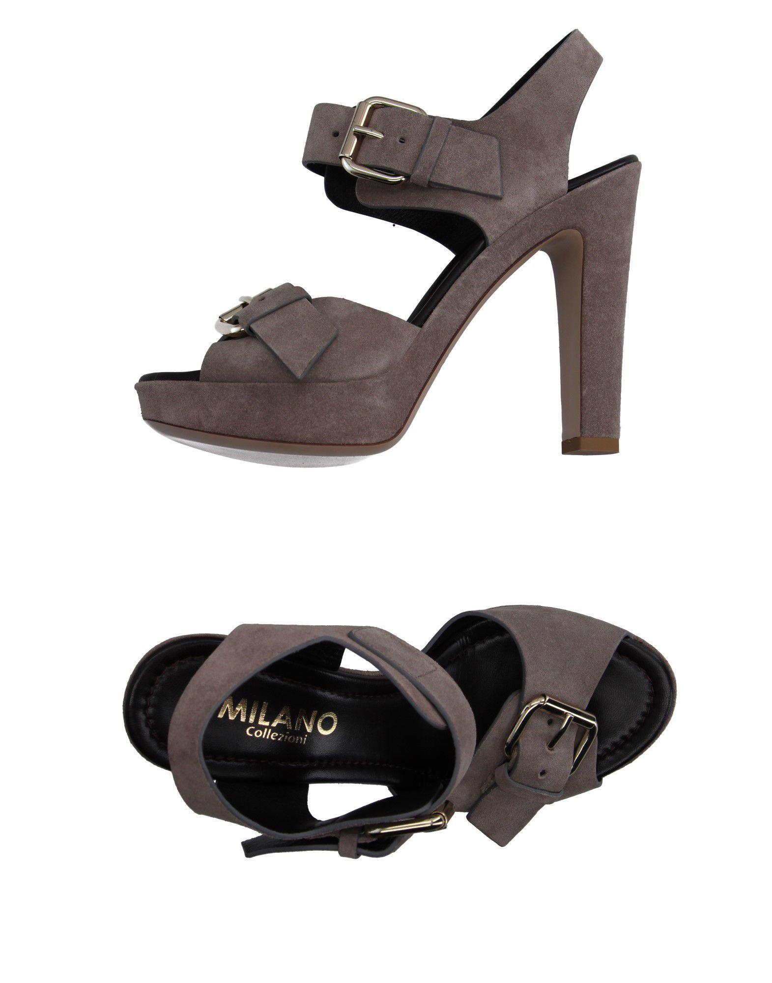 bd0b6b2b80d MILANO COLLEZIONI. MILANO COLLEZIONI Sandals