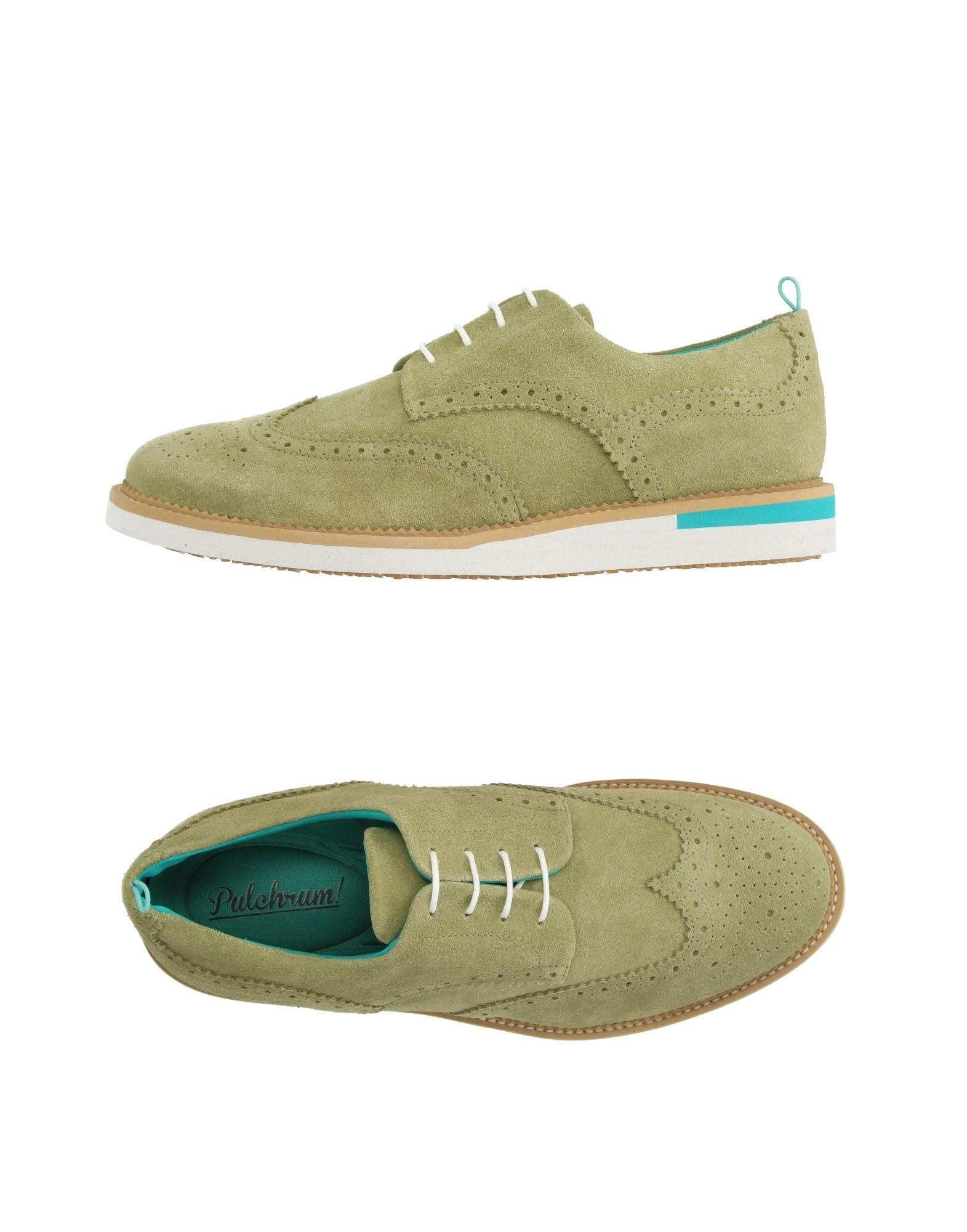 PULCHRUM! Обувь на шнурках bage обувь на шнурках