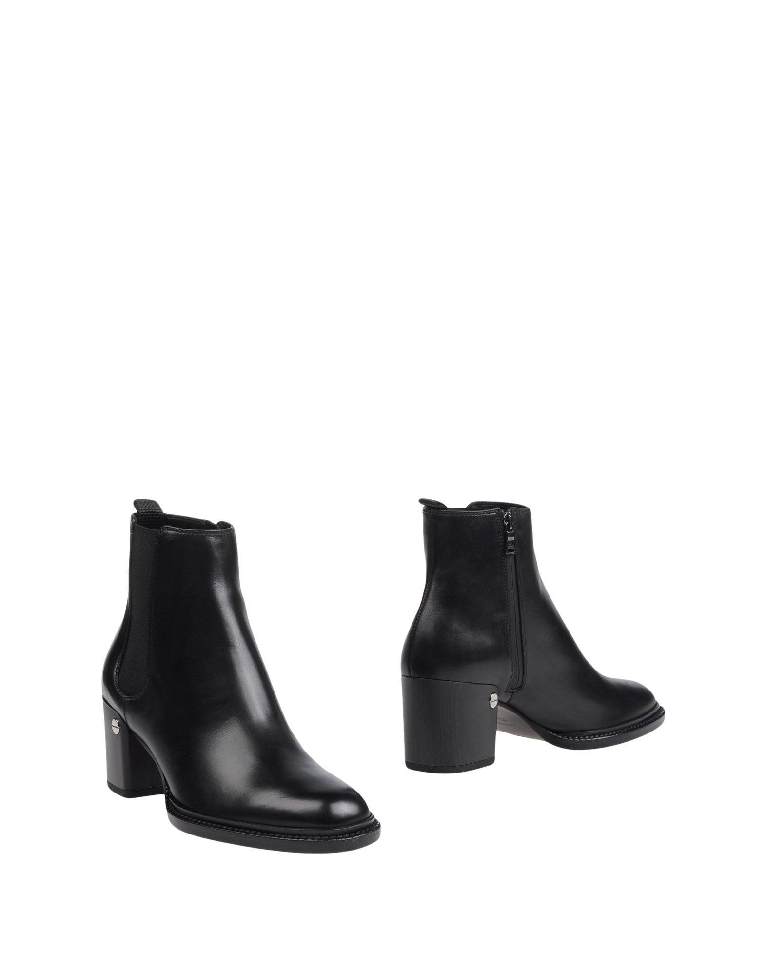 NEIL BARRETT Полусапоги и высокие ботинки цены онлайн