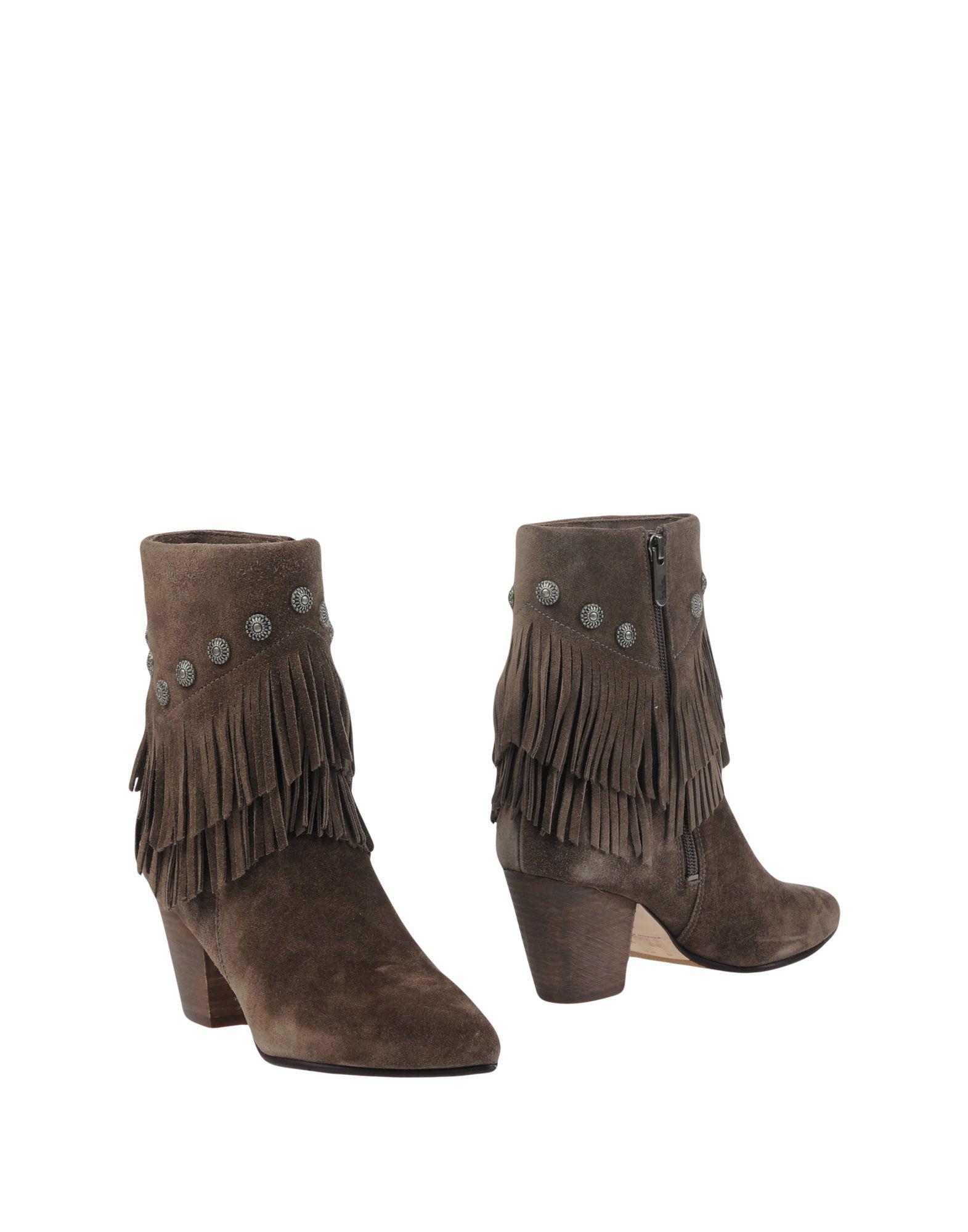 BELLE BY SIGERSON MORRISON Полусапоги и высокие ботинки полусапоги belle by sigerson morrison ботинки без каблука