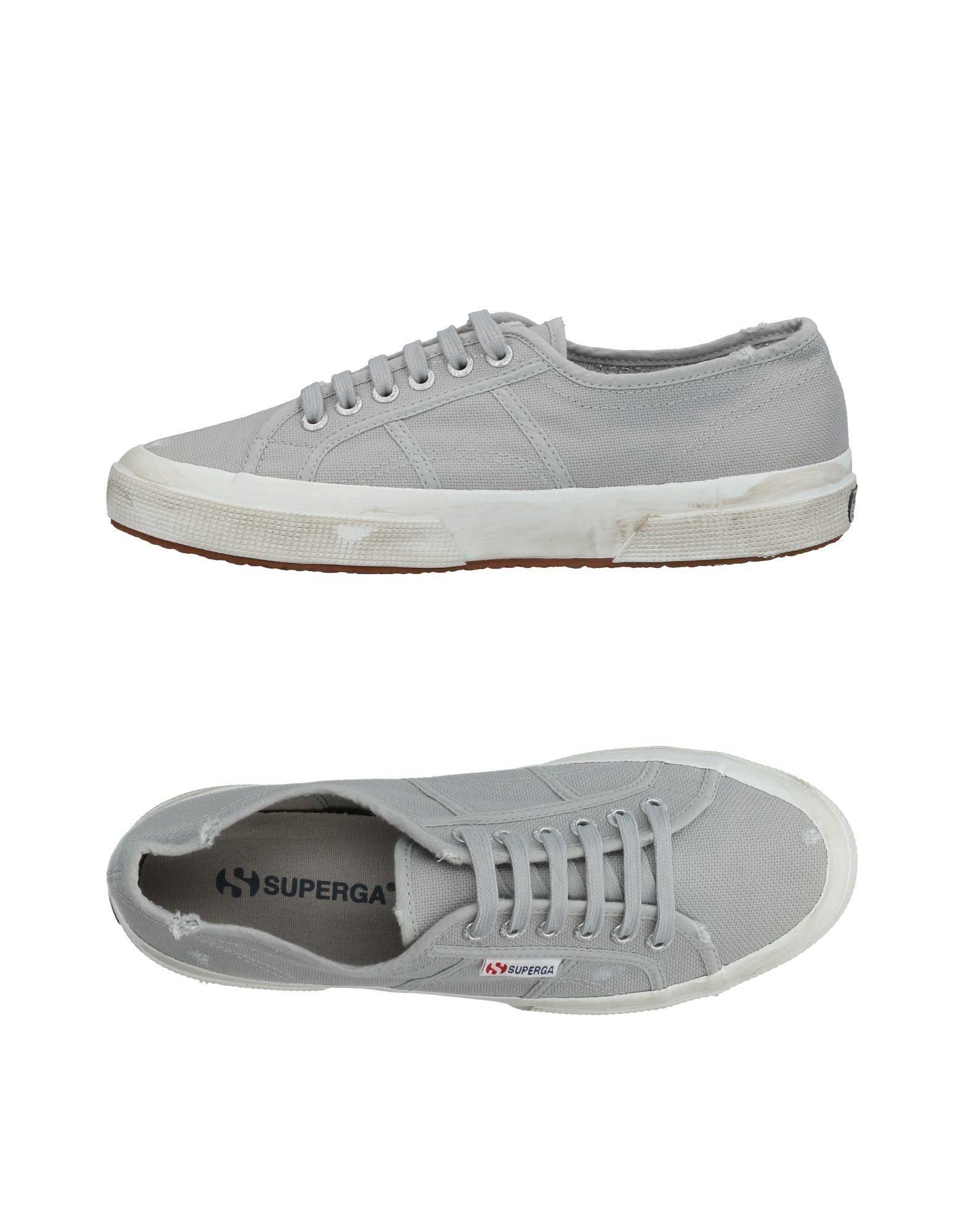 SUPERGA® Низкие кеды и кроссовки