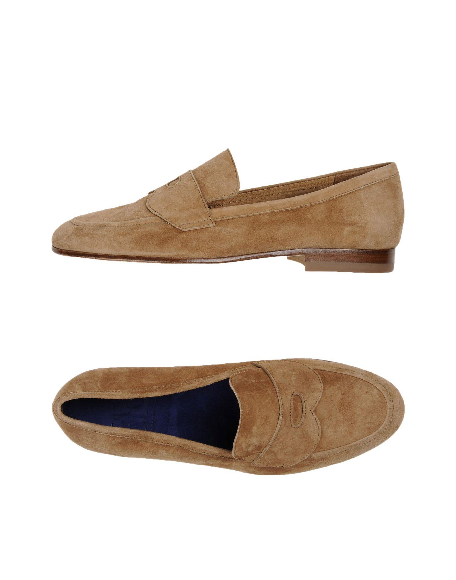 CB CECILIA BRINGHELI Loafers in Sand