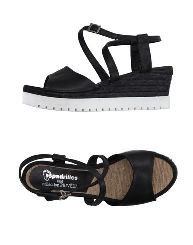 Эспадрильи ESPADRILLES and COLLECTION PRIVE? 11142171NL