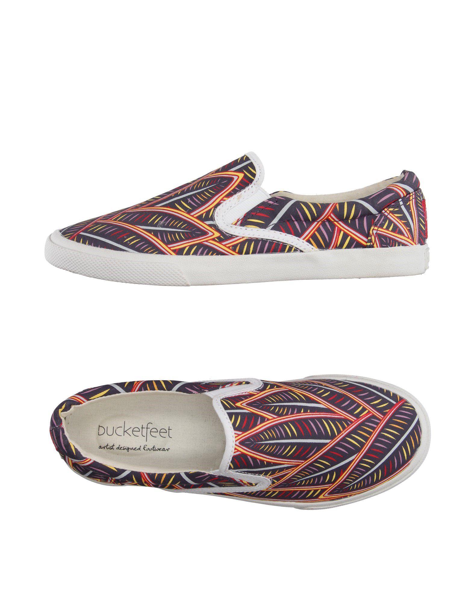 BUCKETFEET Низкие кеды и кроссовки shoe bar низкие кеды и кроссовки