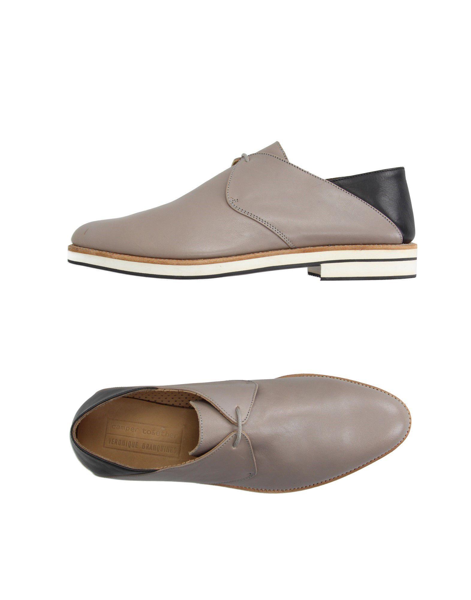 CAMPER TOGETHER Обувь на шнурках туфли camper camper ca555amsbg43