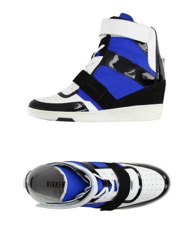 Высокие кеды и кроссовки BIKKEMBERGS 11143217MH