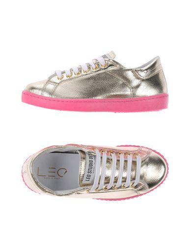 Низкие кеды и кроссовки от LEO STUDIO DESIGN